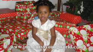 "Jon Henry - ""Happy Holidays"" (Game - ""Angel"" Freestyle)"