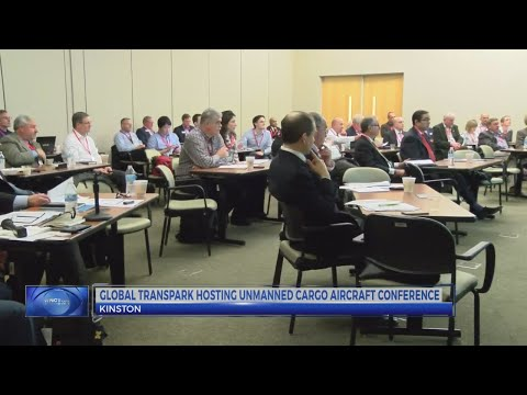 International unmanned cargo aircraft conference held in Kinston