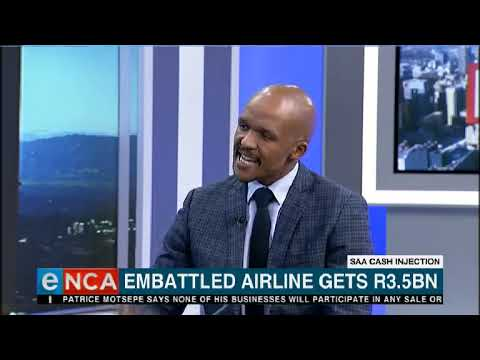 Embattled SAA gets cash injection