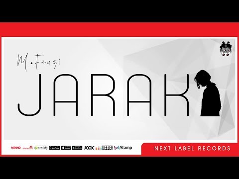 Fauzi - Jarak (Audio Lyric) | Next Label Records