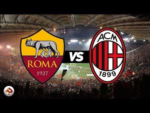 ROMA - Milan | Diretta LIVE (Serie A)