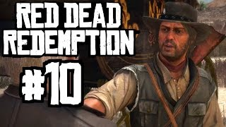 GATLING GUN ? – RED DEAD REDEMPTION Deutsch #10 – Lets Play RDR Gameplay German