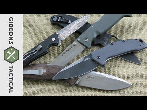 Best Pocket Knives of 2015
