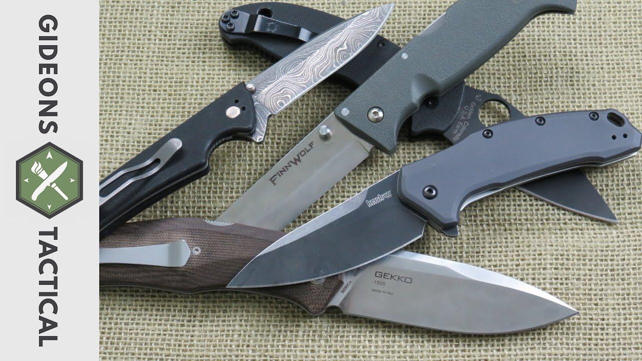 best pocket knives of 2015 youtube