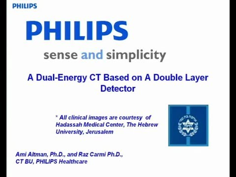 A Double Layer Detector, Dual Energy CT   Principles, Advant