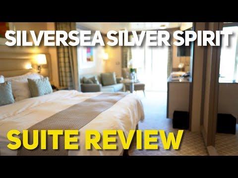 Silversea Silver Spirit 2019 Veranda Suite Review Mp3