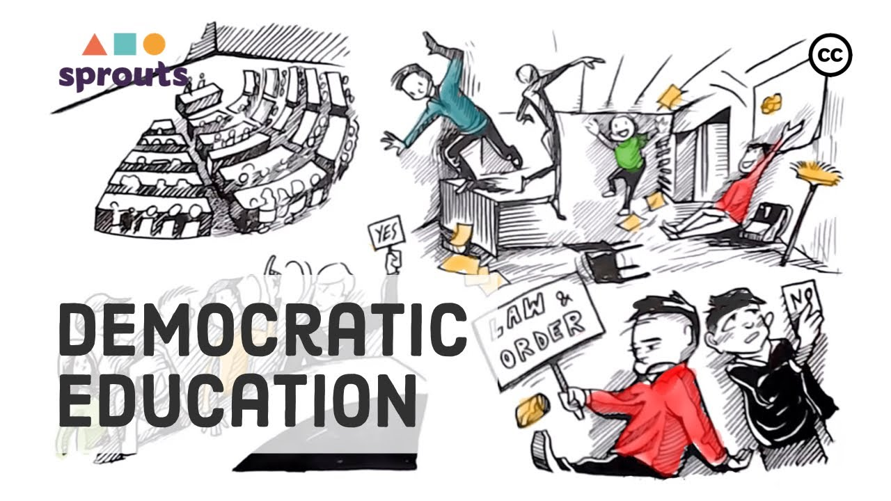 democratic education The complex interplay of education and democracy along with the cultural, social, and economic factors shaping contemporary public education, specific goals and their programmatic implications are intertwined in.