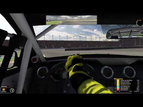 IRACING // FORD MUSTANG 500RS @DAYTONA CIRCA 2007 // DIRECTO