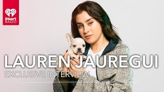 What Celebrity Helped Inspire Lauren Jauregui's Creativity? | Exclusive Interview