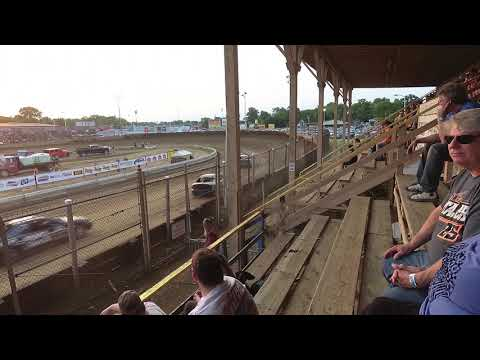 Belle Clair Speedway Pro 4 Heat Race 2