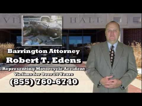 Motorcycle Accident Attorney in Barrington, IL