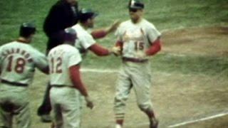 WS1964 Gm5: McCarver homers to break tie in 10th