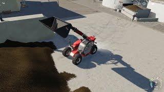 Problem Z Sprzedażą Kiszonki E40   Farming Simulator 19