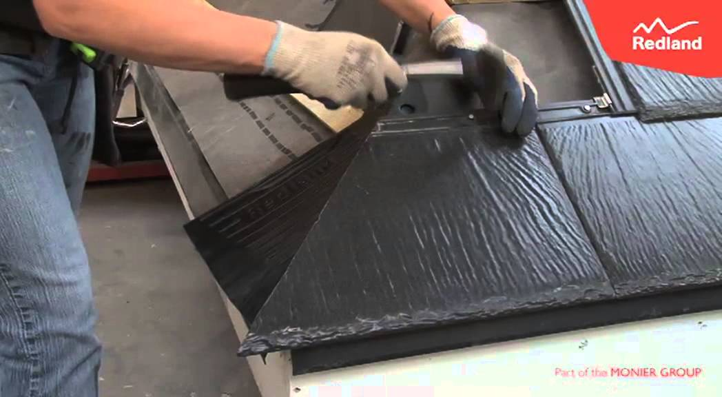Cambrian Mitred Hip System Installation Video Youtube