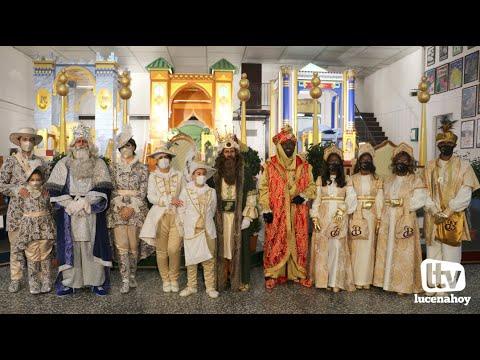 VÍDEO: Hablamos con los Reyes Magos en Lucena a escasas horas de que empiecen a repartir regalos