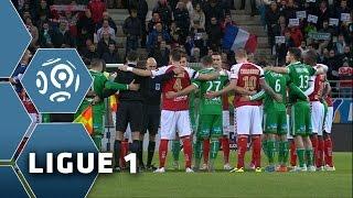 Stade de Reims - AS Saint-Etienne (1-2)  - Résumé - (SdR - ASSE) / 2014-15