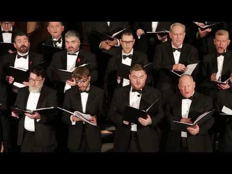 Capital City Men's Chorus - Ave Maria (2016)