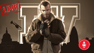 Grand Theft Auto IV Story 🎲 #11 - Some Title Goes Here 🎲 Weaponised Wednesdays 🎲 PC