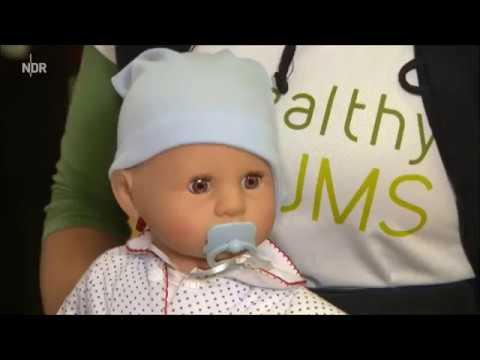 healthy MUMS im Hamburg Journal  - Mama Fitness Präventionskurse mit Krankenkassenzuschuss