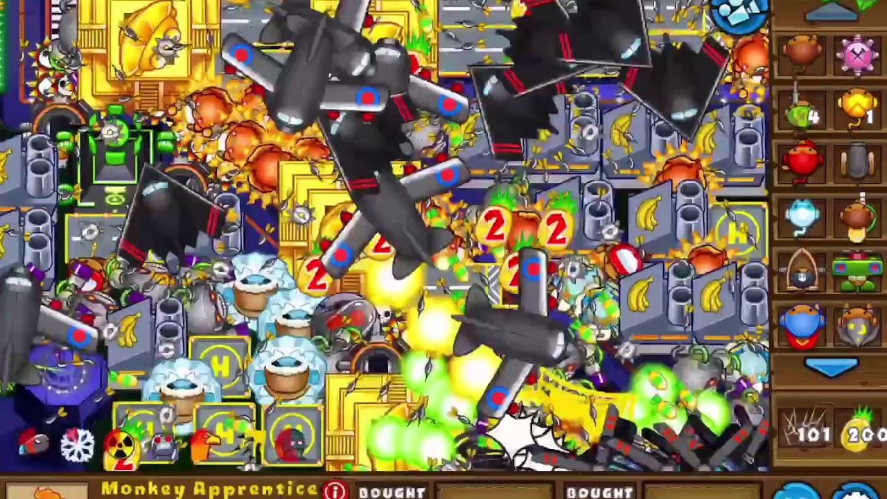 Bloons Td 5 Jetzt Spielen