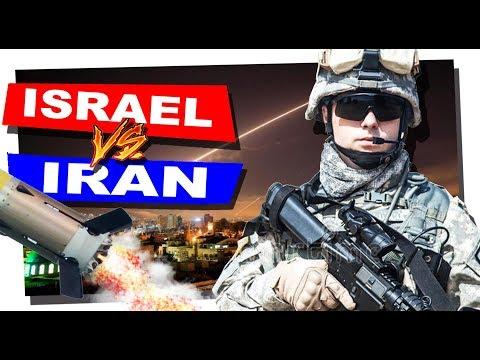 ⚠ ¿Por Que Se 🔥 ATACAN 🔥 Israel E Iran? SIRIA 2018