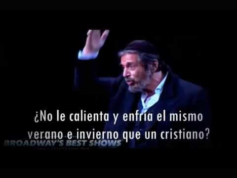 Al Pacino - Shylock, subtitulado (TEATRO)