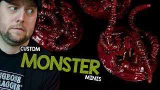 Making Custom Monster Minis for Dungeons & Dragons