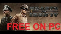 HOW TO DOWNLOAD AND INSTALL HEARTS OF IRON 4 FOR FREE