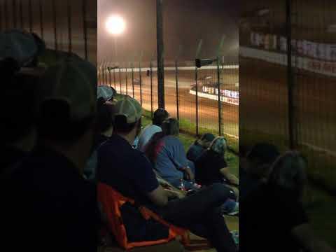 Fwds turn 1 Cherokee speedway