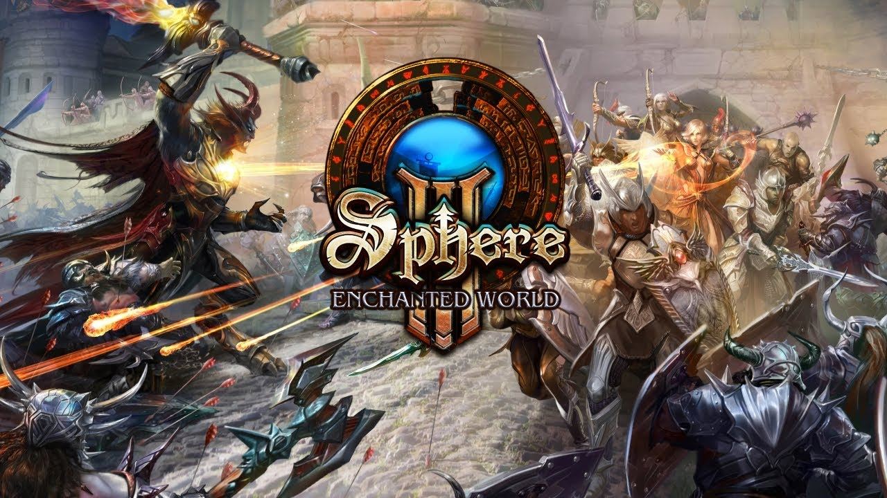 Sphere 3 Enchanted World Gameplay Walkthrough Part 1 Lets Play - YouTube
