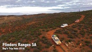Flinders Ranges Boy