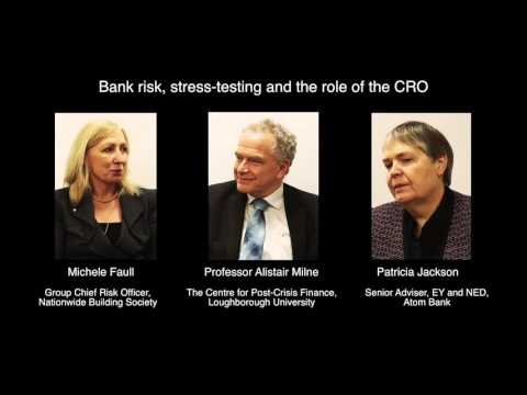 Risk management. bank stress testing and the CRO