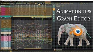 Animation Tips Using The Graph Editor In Blender