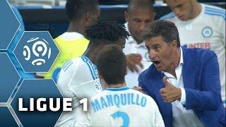 Olympique de Marseille - ESTAC Troyes (6-0)  - Résumé - (OM - ESTAC) / 2015-16