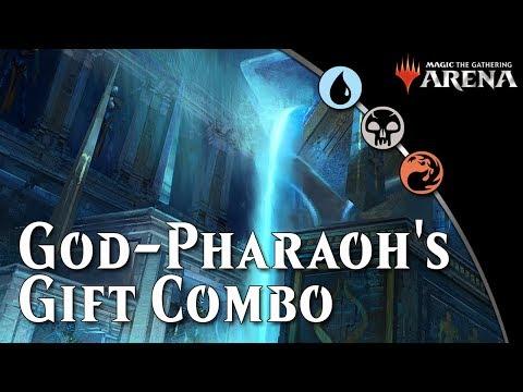 Magic Arena 5 Grixis ** God-Pharaoh's Gift combo ** (english Version)