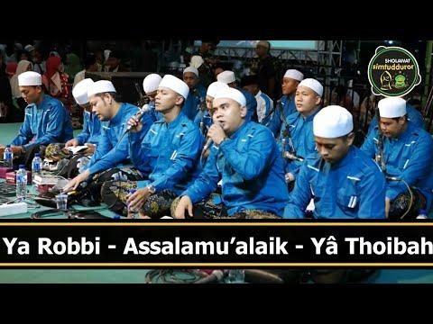 Ya Robbi Assalamualaik Ya Thoibah | Az Zahir + Lirik