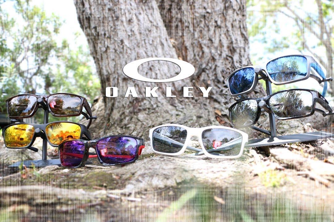 17d7499008 Oakley Chainlink Prescription Sunglasses