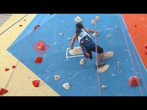 Disability Rock Climbing