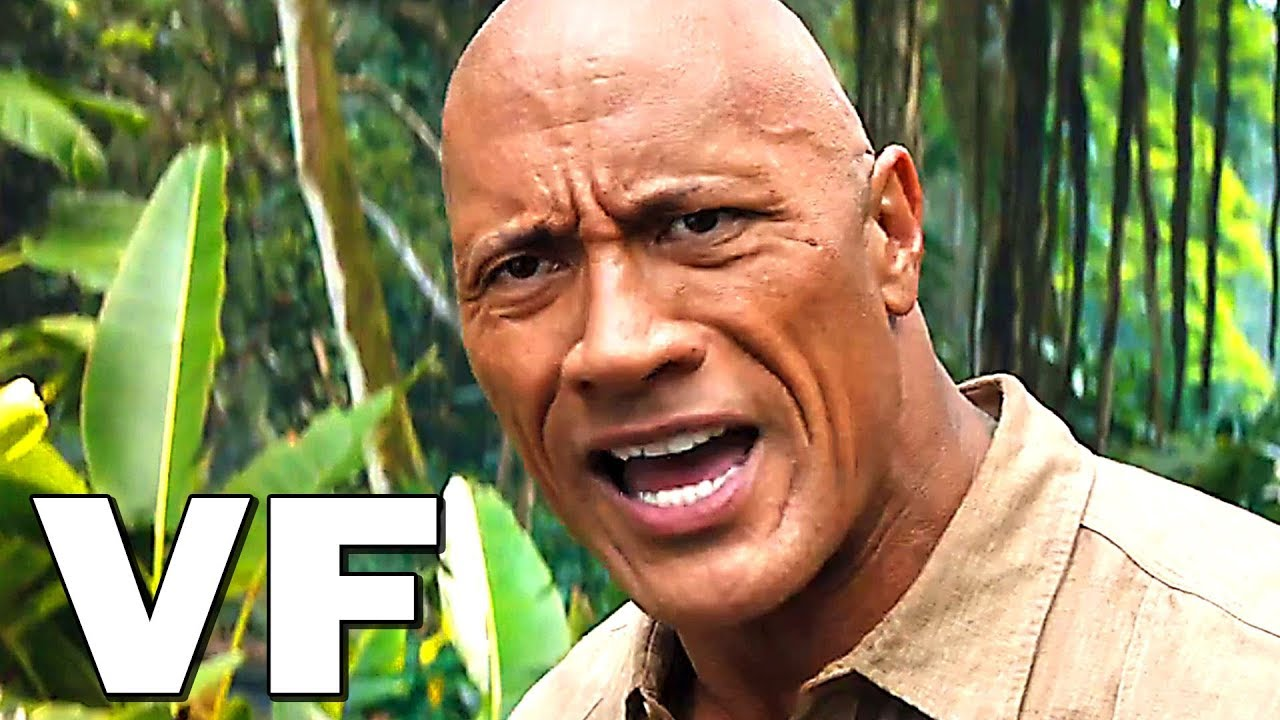 JUMANJI : NEXT LEVEL Bande Annonce VF (2019)