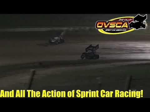 Brushcreek Motorsports Complex :: OVSCA Sprint Car 2019 Promo