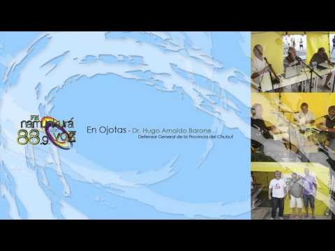 """Recortes de """"En Ojotas"""" - Hugo Barone"""