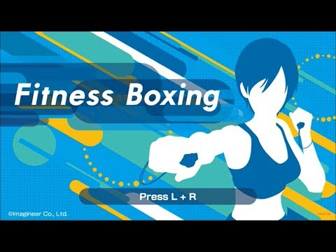 Fitness Boxing (N. Switch) Basic Training (Tutorial) & Daily Workout thumbnail