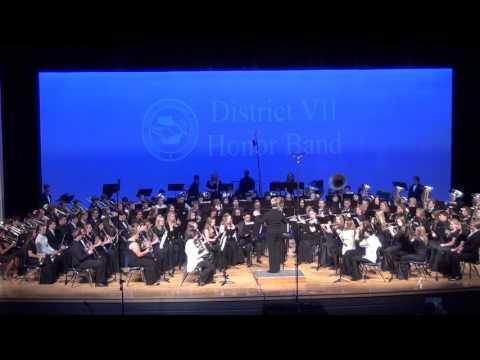 2016 Georgia District 7 9th 10th grade honor band GMEA