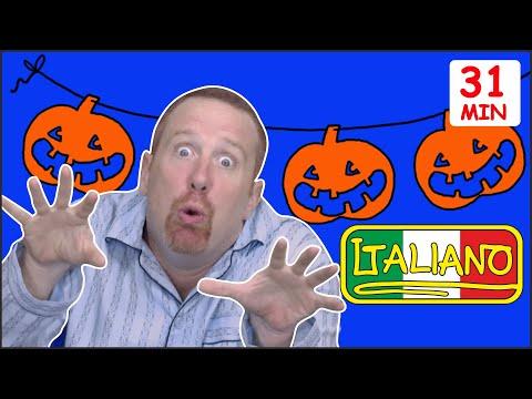 halloween-+-piu'-mostri-|-storie-in-italiano-per-bambini-|-steve-and-maggie-italiano