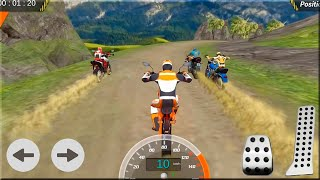 Offroad Bike Racing Game #Dirt Motorcycle Race Game - Bike Games 3D