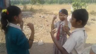 marathi poem std 4 zp school gadad satish bhong