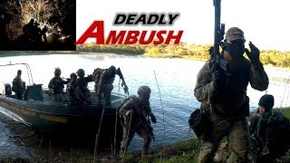 DEADLY AMBUSH CAUGHT ON CAM