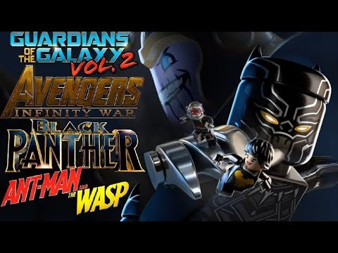 LEGO Marvel Superheroes 2 Season Pass Level DLC Packs - Avengers ...