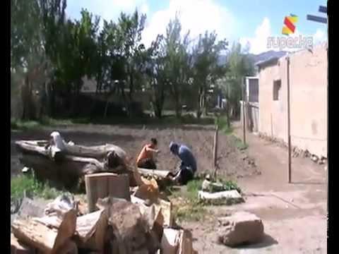 Чупакабра напала в селе Жаны-Жер,Кыргызстан
