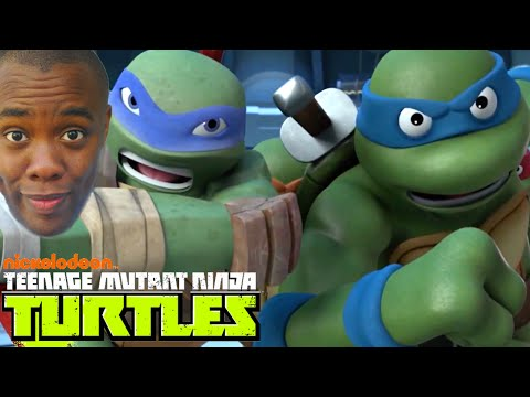 "NINJA TURTLES ""Trans-Dimensional Turtles"" REVIEW"